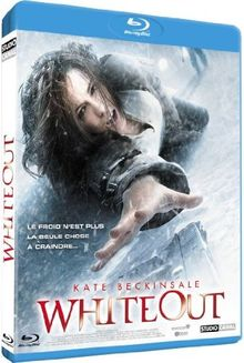 Whiteout [Blu-ray] [FR Import]