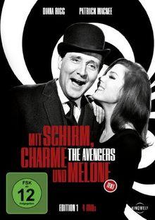 Mit Schirm, Charme und Melone - Edition 1/Teil 1