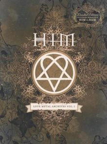 HIM - Love Metal Archives Vol. 1 - limited Edition [2 DVDs]