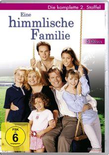 Eine himmlische Familie - Die komplette 2. Staffel [5 DVDs]