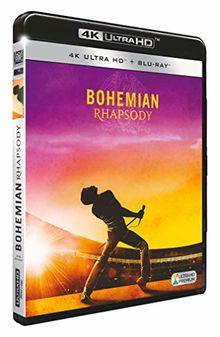 Bohemian rhapsody 4k ultra hd [Blu-ray]