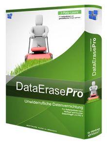 appsmaker DataErase Pro, 3-Platz-Lizenz