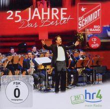 25 Jahre Karl Schmidt Big Band-Das Beste -(CD+DVD)