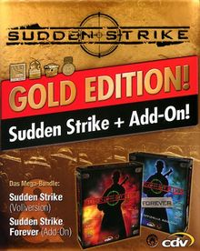 Sudden Strike - Gold Edition