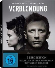 Verblendung (2 Disc-Set) [Blu-ray]