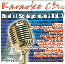 Best of Schlagermania Vol.7 - Karaoke