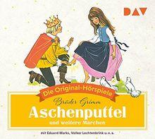 Aschenputtel und weitere Märchen: Die Original-Hörspiele (1 CD)