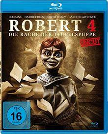 Robert 4 - Die Rache der Teufelspuppe (uncut) [Blu-ray]