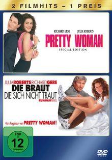 Pretty Woman, S.E. / Die Braut, die sich nicht traut [2 DVDs]