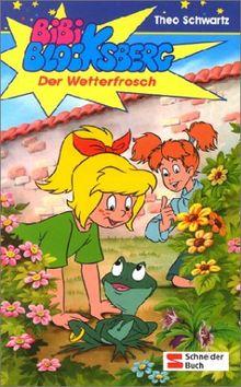 Bibi Blocksberg, Band 03: Der Wetterfrosch: BD 3