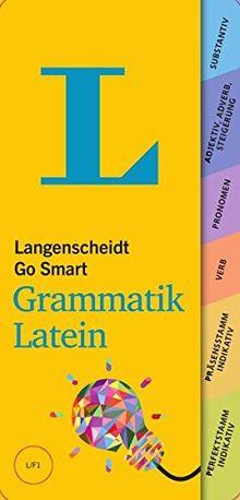 Langenscheidt Go Smart Grammatik Latein - Fächer