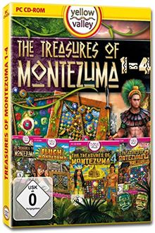Treasures of Montezuma 1-4 (YV)