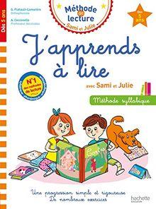 J'apprends à lire avec Sami et Julie : Méthode syllabique dès 5 ans