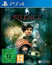 Silence - The Whispered World 2 (PS4 International)
