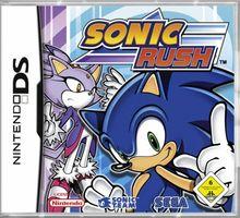 Sonic Rush [Software Pyramide]