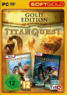 Titan Quest - Gold Edition [Softgold]