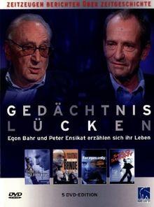 Gedächtnislücken (5 DVDs)