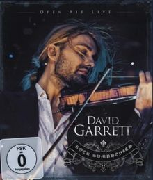 David Garrett - Rock Symphonies/Open Air Live [Blu-ray]