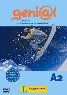 geni@l A2 - DVD A2: Deutsch als Fremdsprache für Jugendliche