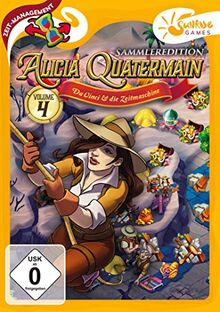 Alicia Quatermain 4 Sammleredition