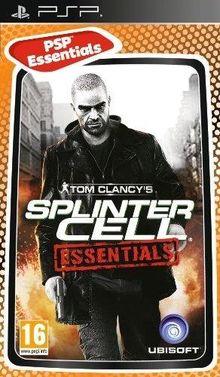 Third Party - Tom Clancy's Splinter Cell : Essentials Occasion [ PSP ] - 3307215621738