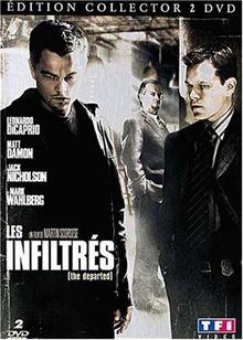 Les Infiltrés - Edition Collector 2 DVD