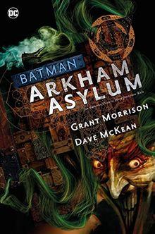 Batman Deluxe: Arkham Asylum: Ein düsteres Haus in einer finsteren Welt