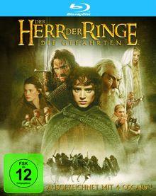 Der Herr der Ringe - Die Gefährten [Blu-ray]