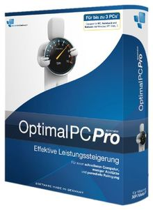 appsmaker OptimalPC Pro, 3-Platz-Lizenz
