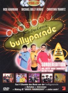 Bullyparade / Traumschiff - Limited Edition (2 DVDs + CD) [Special Edition] [Special Edition]