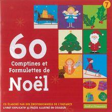60 Comptines pour Noel