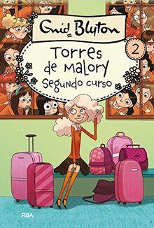 Segundo grado en Torres de Malory (INOLVIDABLES)