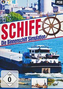 Schiff - Die Binnenschiffsimulation