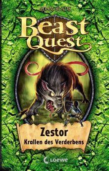 Beast Quest 32. Zestor, Krallen des Verderbens