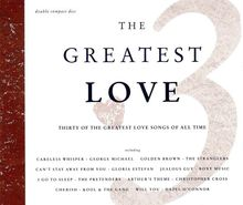 Greatest Love Vol 3-2cds