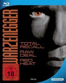 Arnold Schwarzenegger - Steel Edition [Blu-ray]