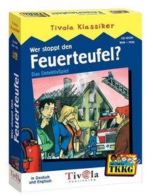 TKKG: Wer stoppt den Feuerteufel?