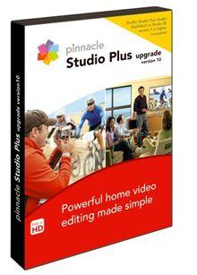 Pinnacle Studio Plus v.10 Upgrade (PC) [Import]