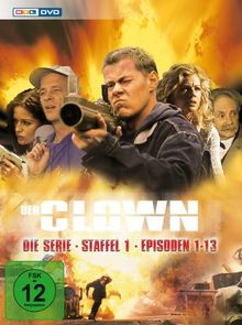 Der Clown - Die Serie, Staffel 1 (3 DVDs)