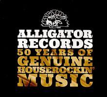 Alligator Records 50 Years of Genuine Houserockin'
