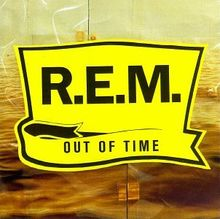 Out of Time [Vinyl LP]