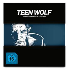 Teen Wolf - Die komplette Serie (Staffel 1-6) - Limited Collector's Edition [Blu-ray]