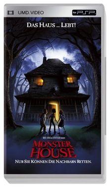 Monster House [UMD Universal Media Disc]
