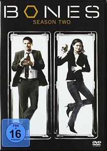 Bones - Season Two [6 DVDs]