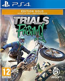 Trials Rising �dition Gold PS4