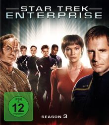 Star Trek - Enterprise/Season 3 [Blu-ray]