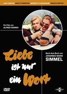 J.M. Simmel: Liebe ist nur ein Wort