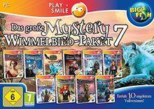 Das große Mystery Wimmelbild-Paket 7