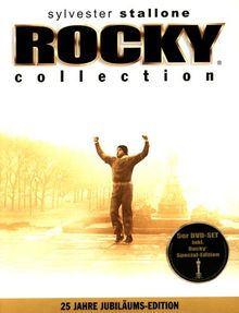 Rocky Collection (5 DVDs) [Box Set]