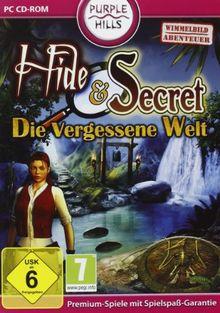 Hide & Secret 4 - Die vergessene Welt